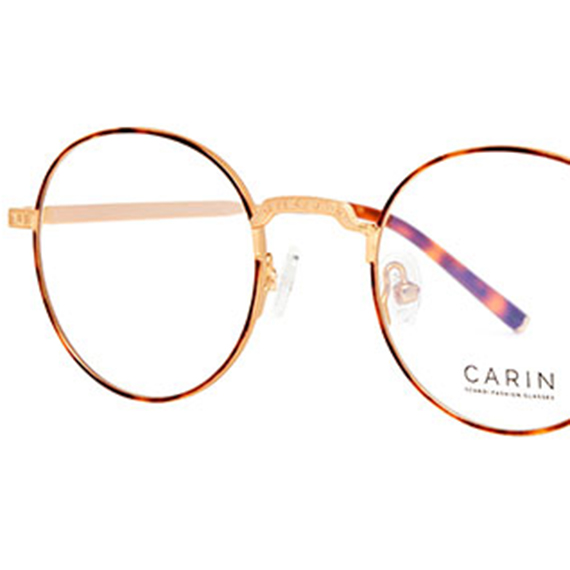 Carin Day´s C2 - Brille, Detail
