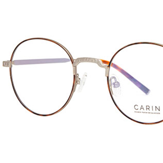 Carin Day´s C3 - Brille, Detail