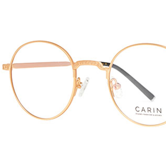 Carin Day´s C4 - Brille, Detail