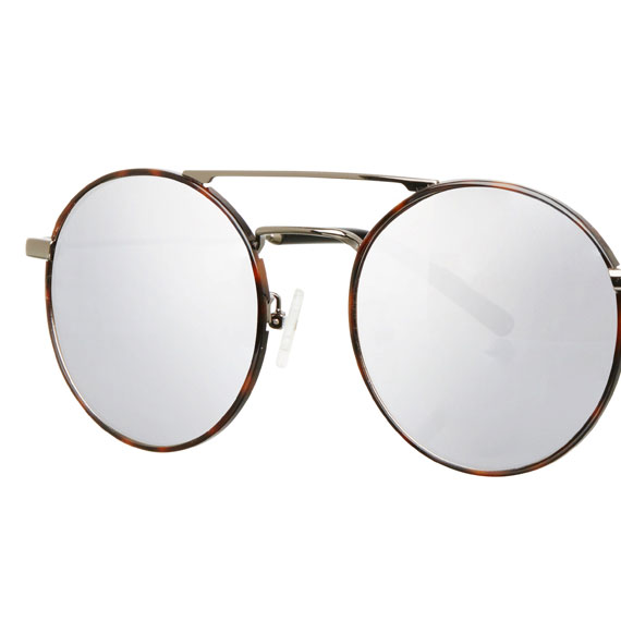 Carin Fray C1 Black Mirror Gradation - Sonnenbrille, Detail