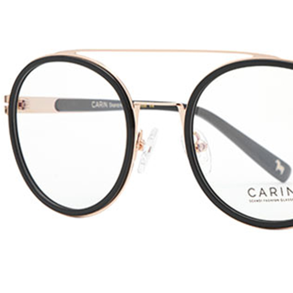 Carin Julian C1 - Brille, Detail