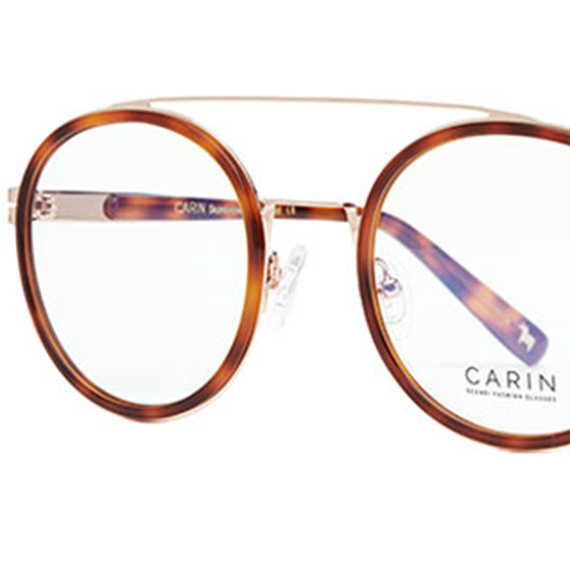 Carin Julian C2 - Brille, Detail