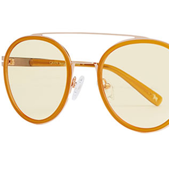 Carin Julian C3 - Brille, Detail