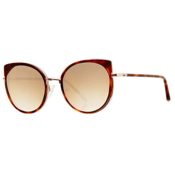 Carin Lucy C3 Brown Mirror Gradation - Sonnenbrille