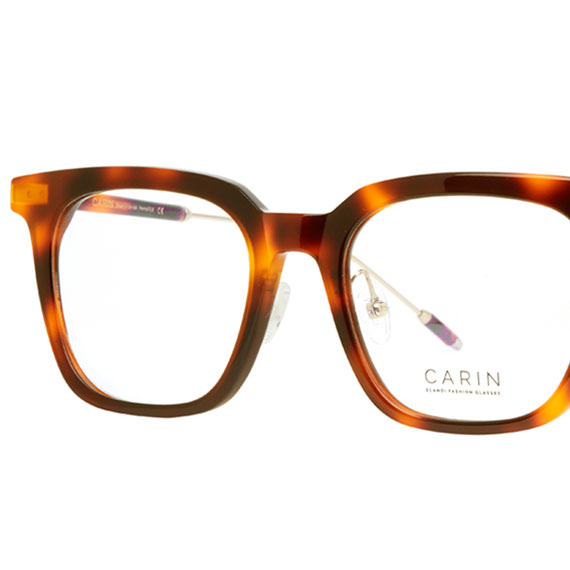 Carin Paul C2 - Brille, Detail
