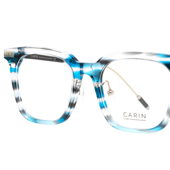 Carin Paul C3 - Brille, Detail