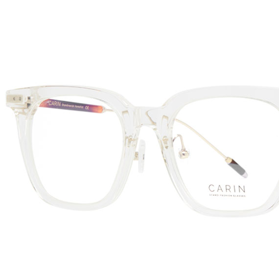 Carin Paul C4 - Brille, Detail