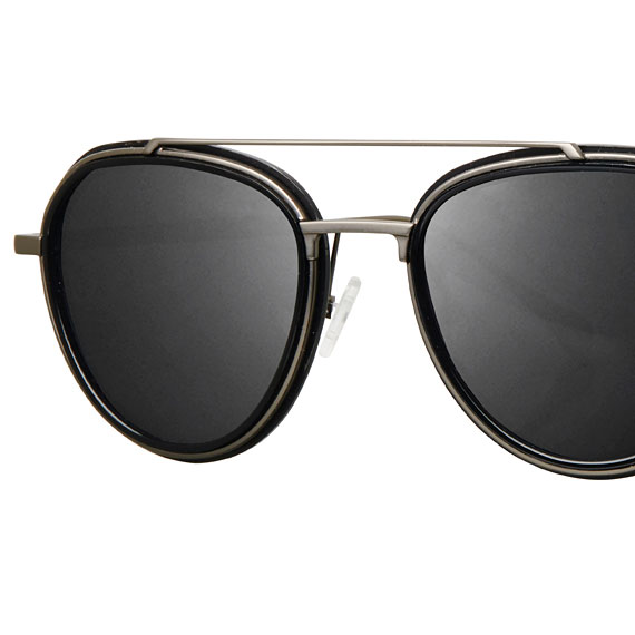 Carin Ratio C1 Black - Sonnenbrille, Detail