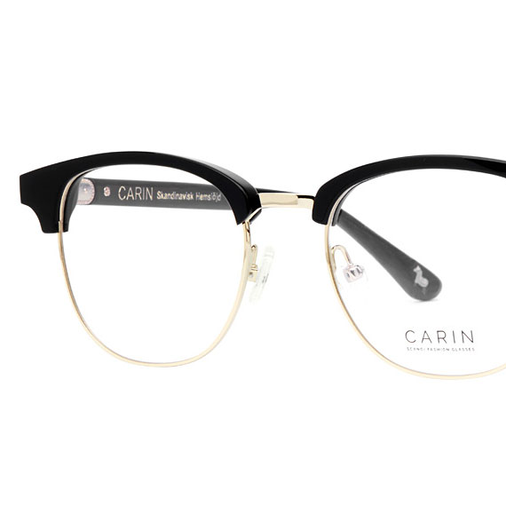 Carin Ray C1 - Brille, Detail