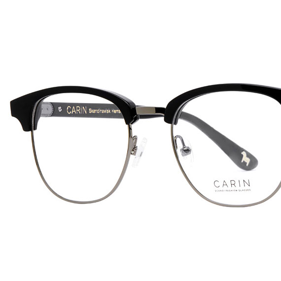 Carin Ray C2 - Brille, Detail