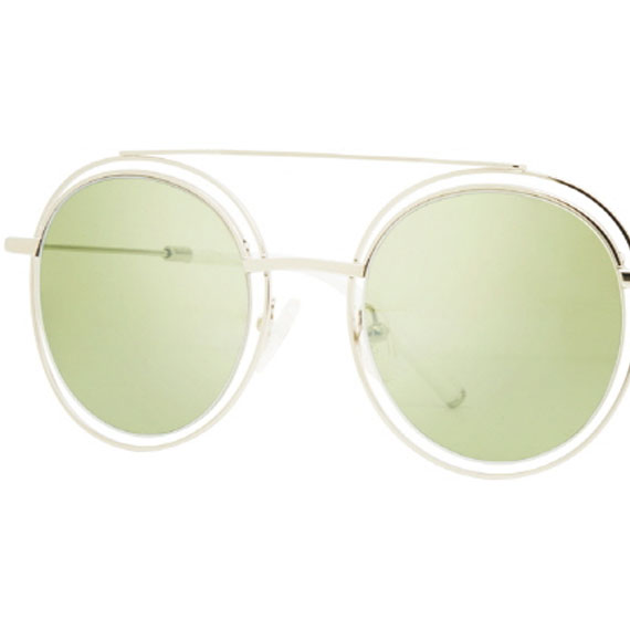 Carin Sedgwick C4 Green Tint - Sonnenbrille, Detail