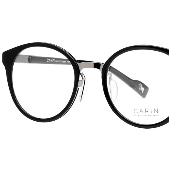 Carin Smith R C1 - Brille, Detail