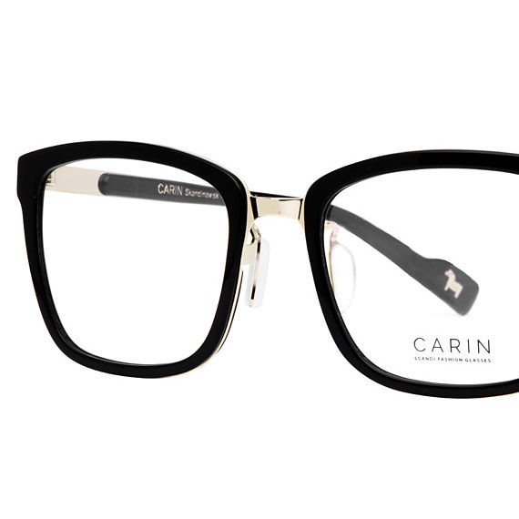 Carin Smith S C1 - Brille, Detail