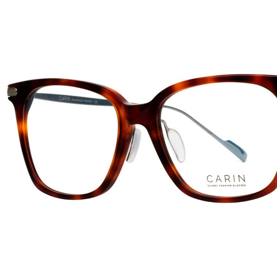 Carin Time C3 - Brille, Detail