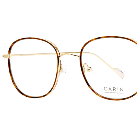 Carin Twin C1 - Brille, Detail