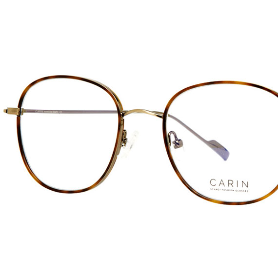 Carin Twin C2 - Brille, Detail