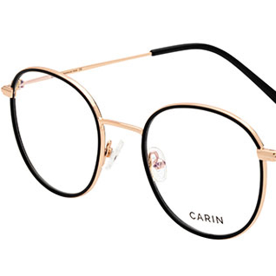 Carin Twin More C1 - Brille, Detail