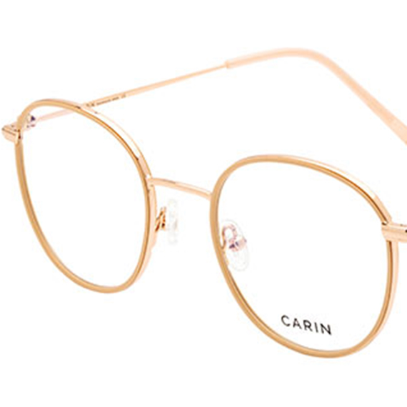 Carin Twin More C2 - Brille, Detail