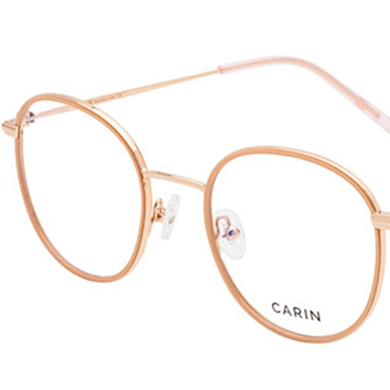 Carin Twin More C3 - Brille, Detail